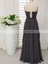 Amazing A-line Chiffon with Sashes/Ribbons Sweetheart Bridesmaid Dresses #DOB01012414