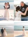 Princess V-neck Tulle Appliques Lace Short Sleeve Original Wedding Dress #DOB00022520