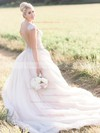 New Arrival Trumpet/Mermaid Sweetheart Tulle with Beading Detachable Wedding Dresses #DOB00022769