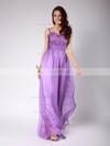 Spaghetti Straps Sheath/Column Floor-length Chiffon Pleats Bridesmaid Dresses #DOB02013606