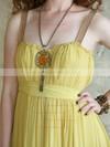 Sweetheart A-line Floor-length Chiffon Sashes / Ribbons Bridesmaid Dresses #DOB02018008